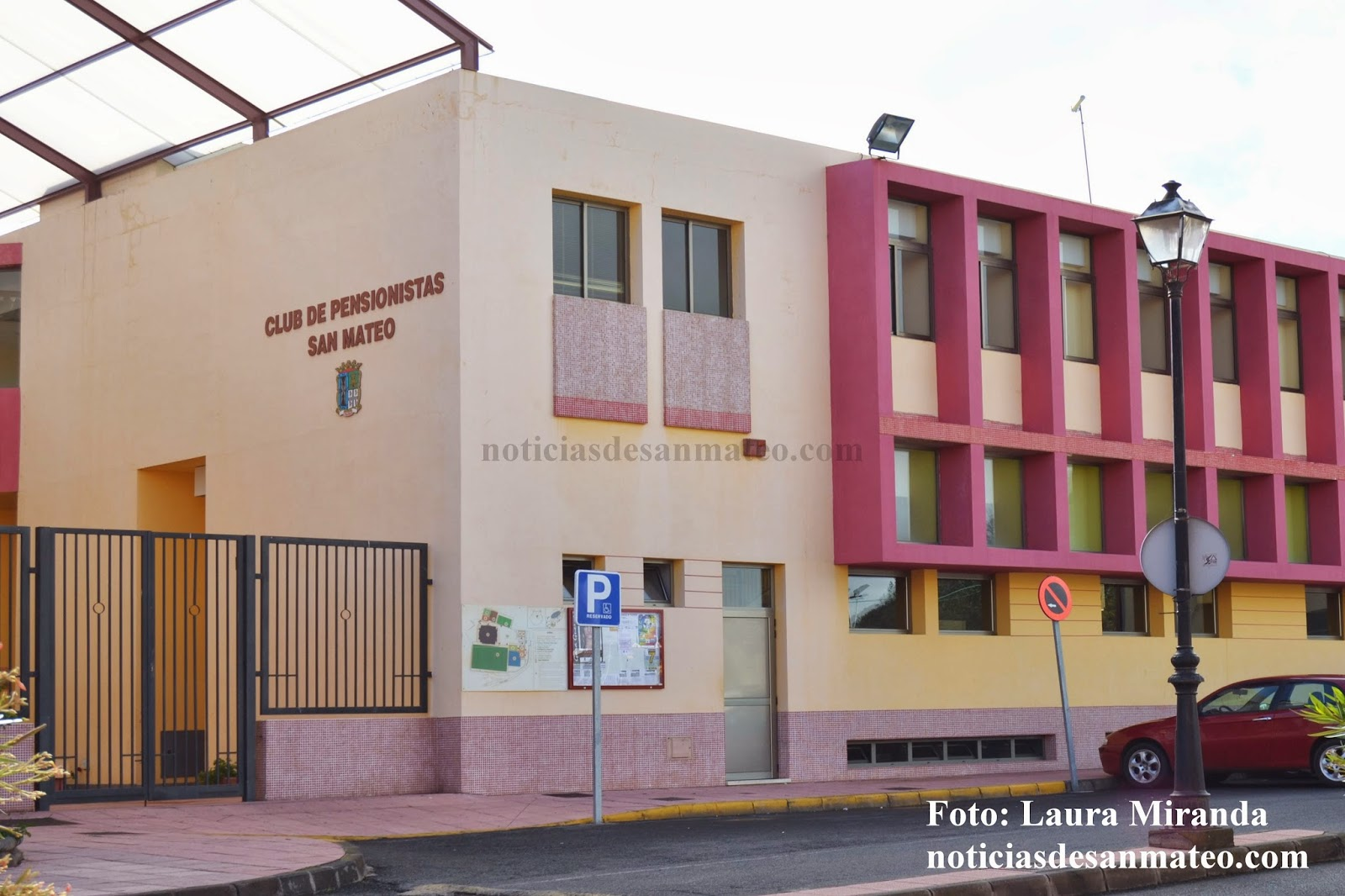 Club de Mayores Vega de San Mateo