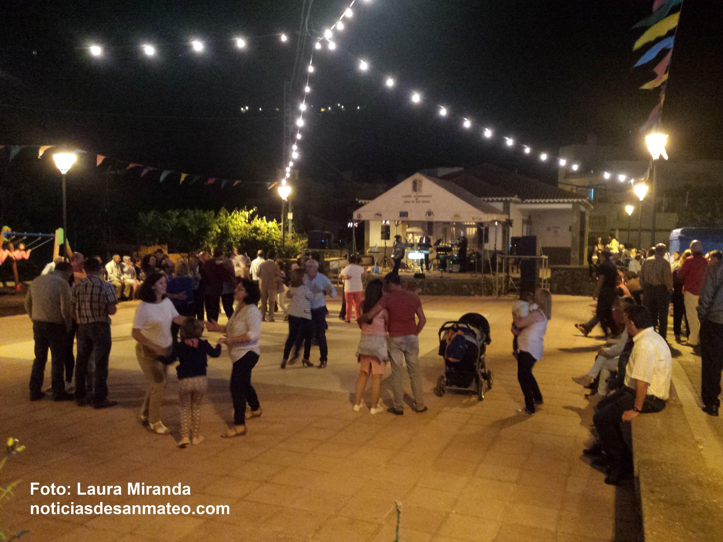 Verbena con Guajara Show en Lagunetas 9 de julio de 2016 Foto Laura Miranda Noticias de San Mateo1