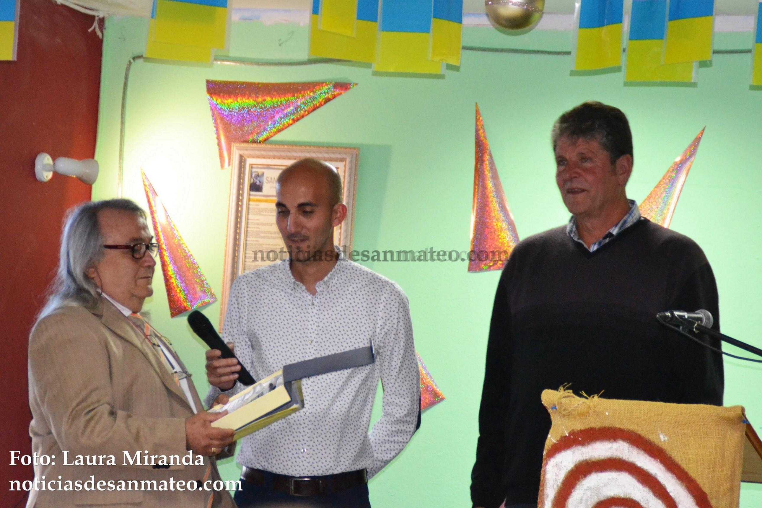 Pregon y Gala artistica Fiestas de Utiaca 2016 Foto Noticias de San Mateo Laura Miranda 3