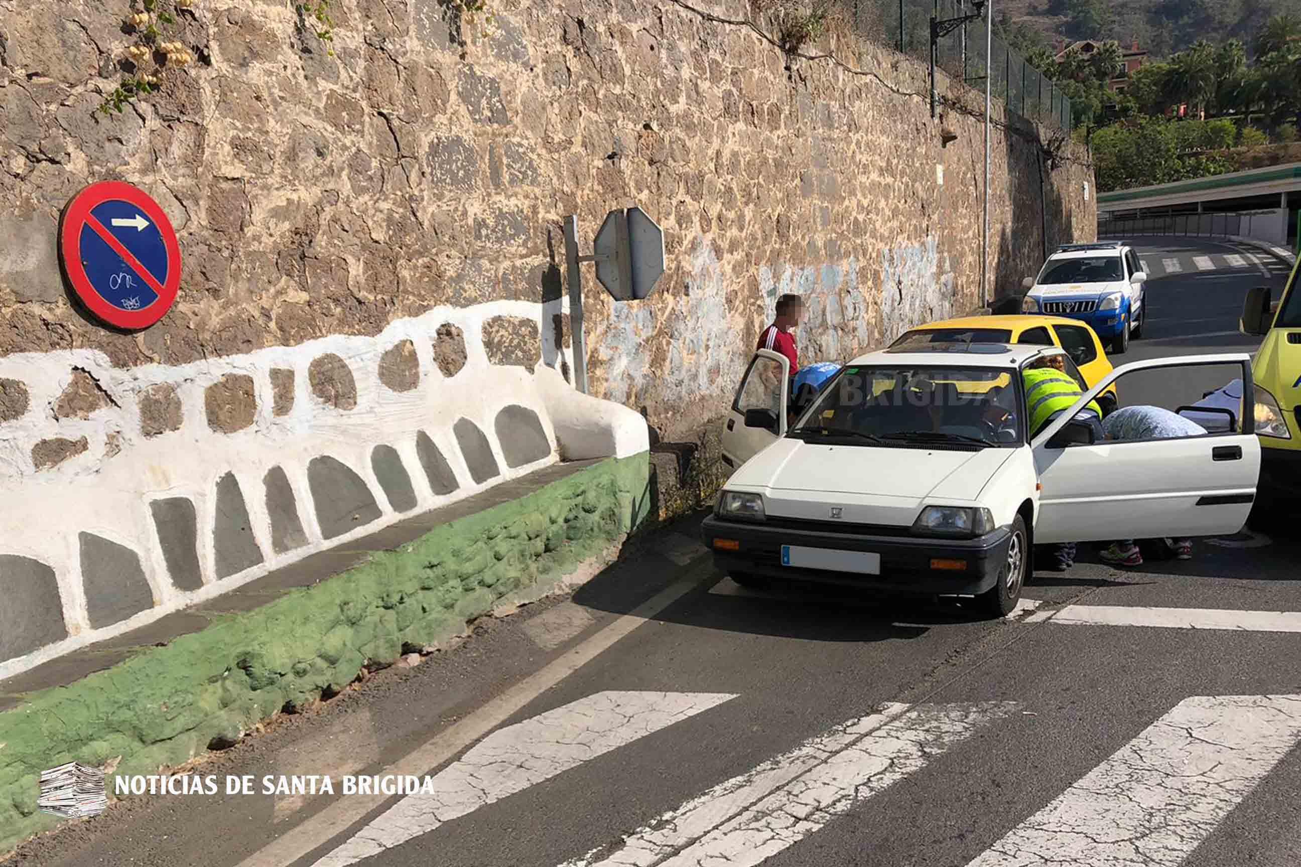 px Accidente Santa Brigida 4 de octubre de 2018 Noticias de Santa Brigida