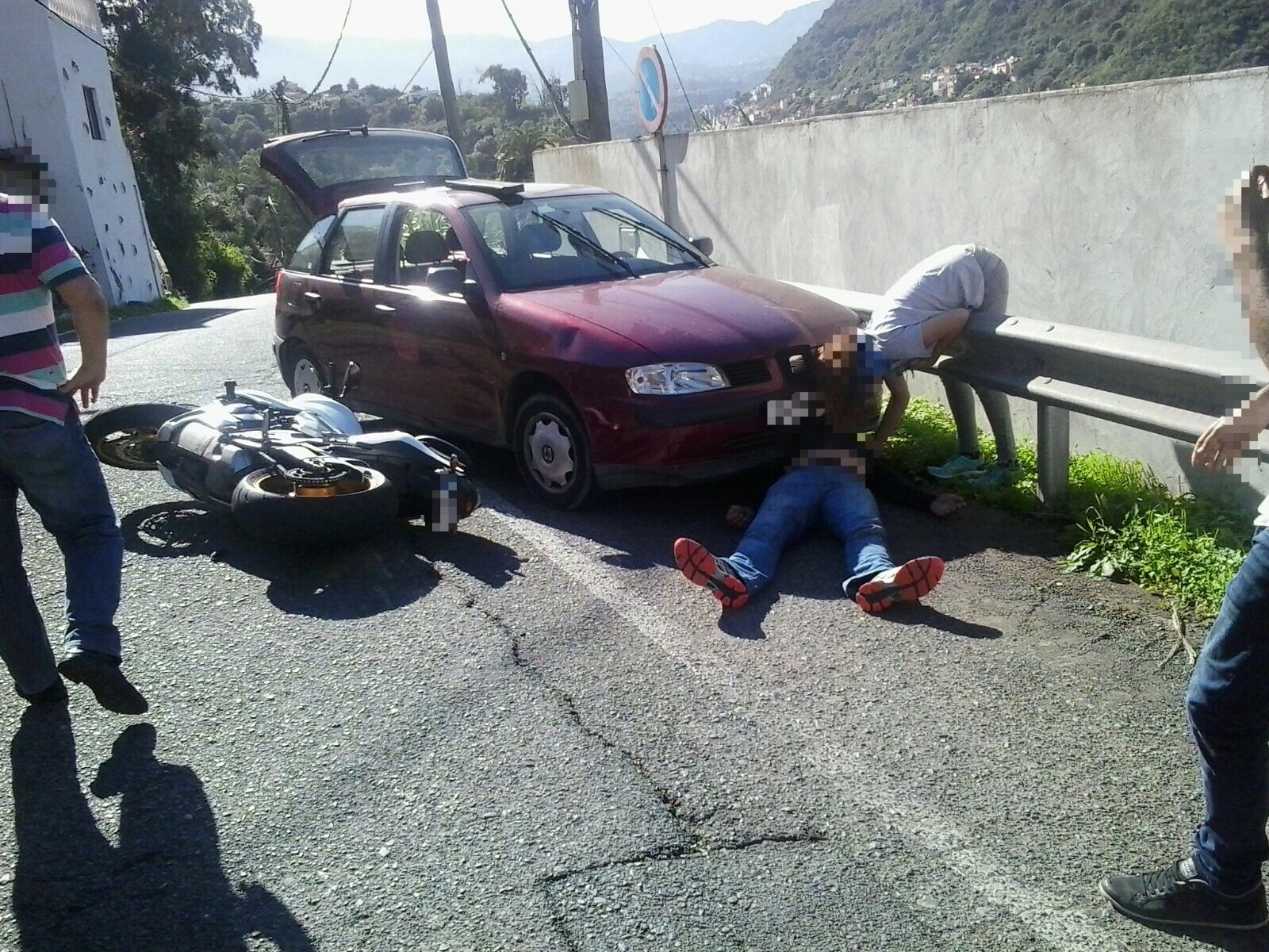 Accidente Los Olivos 02122016 Noticiasdesanmateo