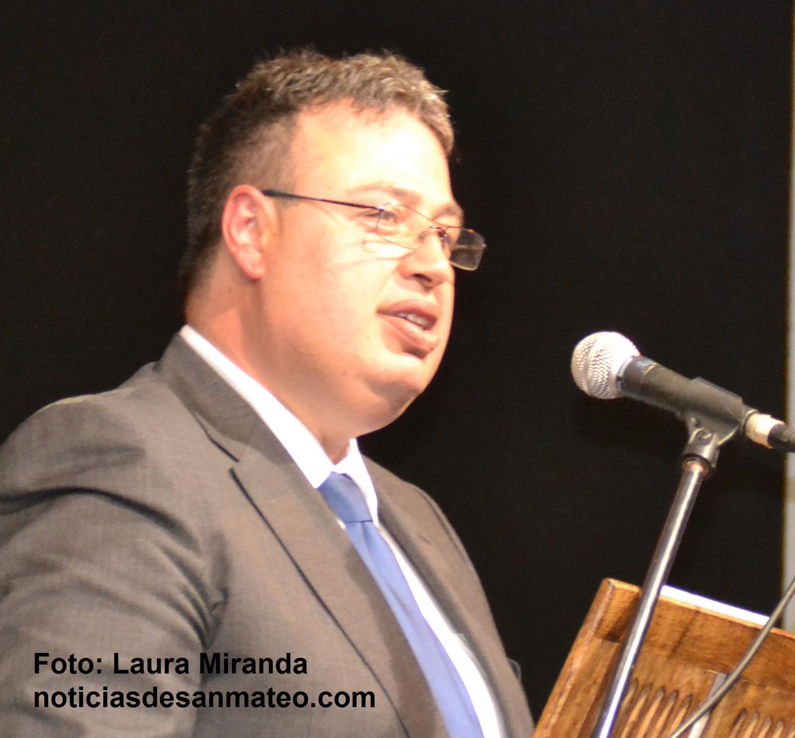 Antonio Ortega foto laura miranda noticias de san mateo