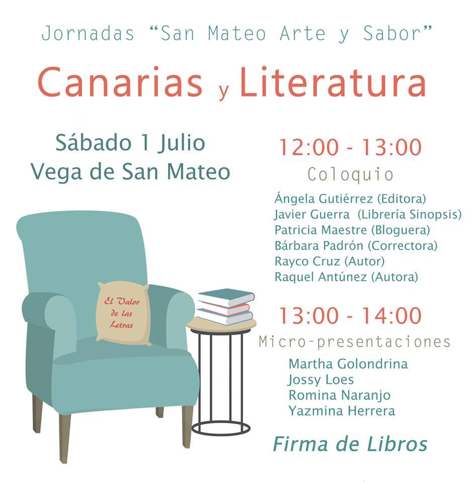 Canarias y Literatura