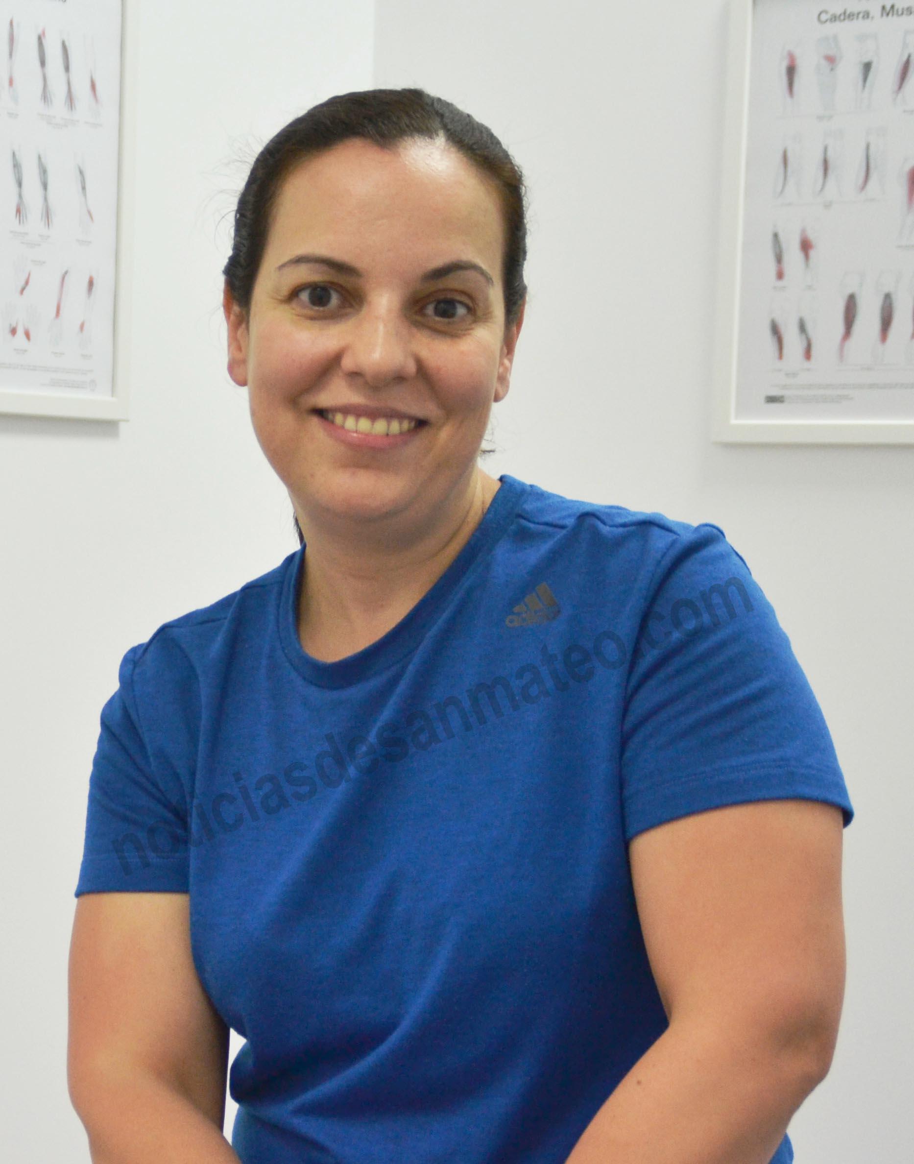 Carolina Devora Fisioterapeuta Noticias de San Mateo