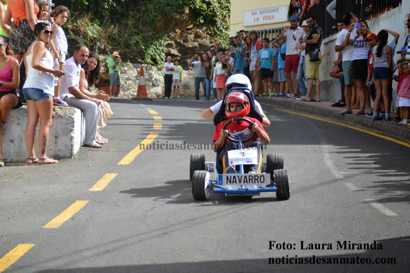 Carrera de carretones San Mateo 13 de septiembre de 2014 Foto Laura Miranda Noticias de San Mateo 2