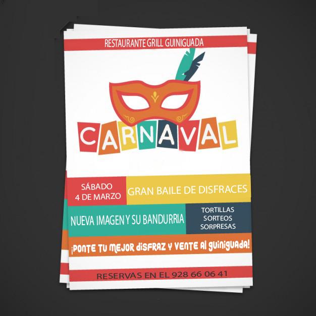 Cartel Carnaval 2017
