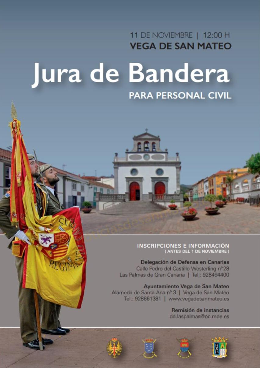 Cartel Jura de Bandera