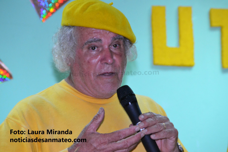 Charla Padre Baez en Utiaca Foto LAURA MIRANDA TODOS LOS DERECHOS RESERVADOS 2