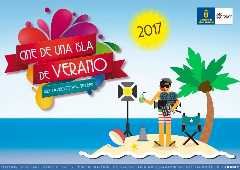 Cine de una isla de verano 2017