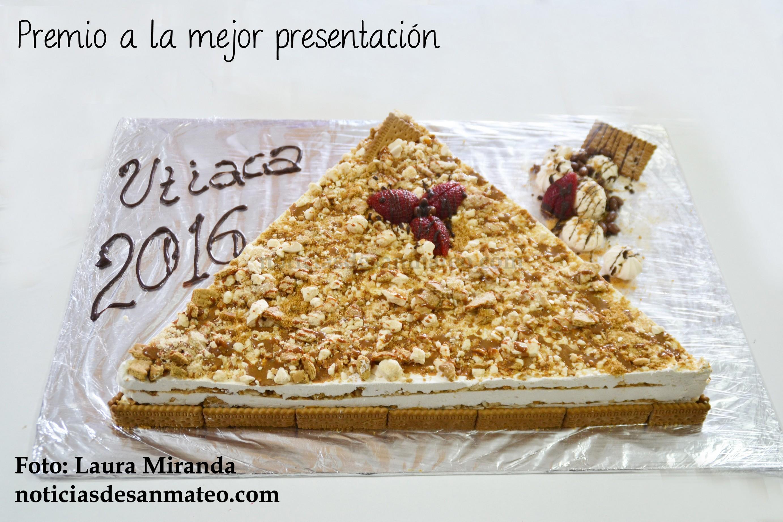 Concurso de postres Utiaca 2016 Foto LAURA MIRANDA TODOS LOS DERECHOS RESERVADOS 3