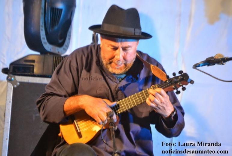 Domingo Rguez El Colorao en San Mateo 2014