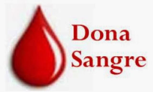 Dona sangre dona vida