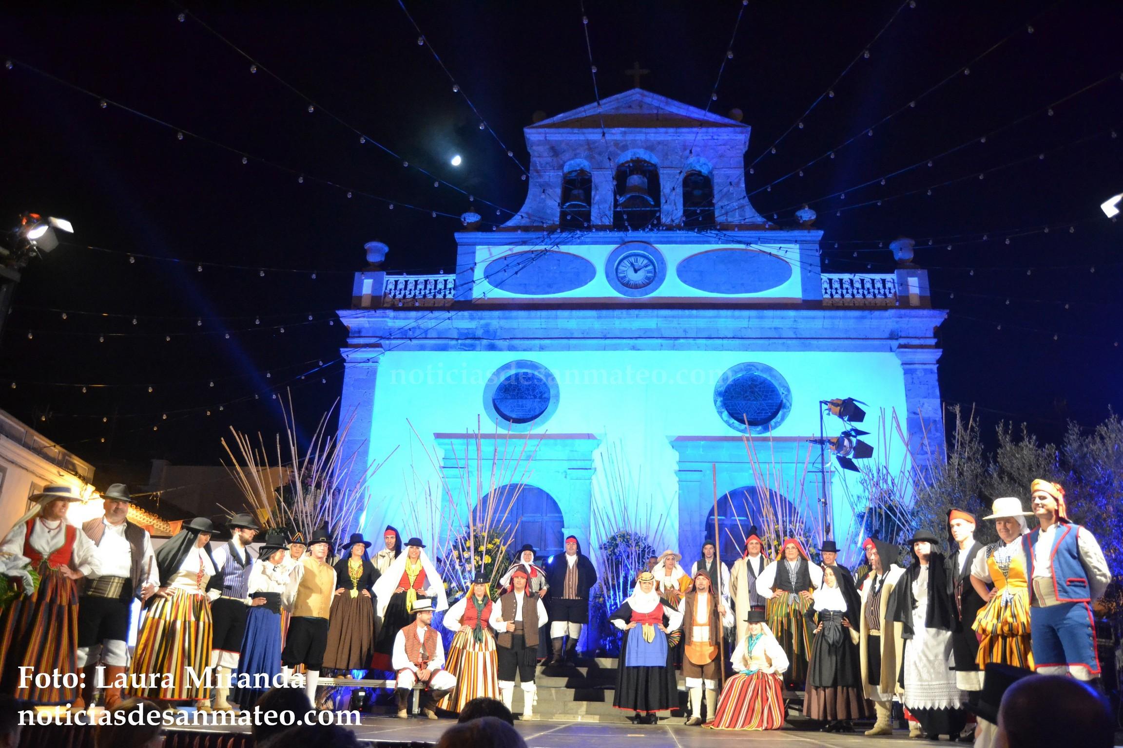 Eleccion Pareja Romeros Fiestas San Mateo 2016 FOTO LAURA MIRANDA NOTICIAS DE SAN MATEO 1