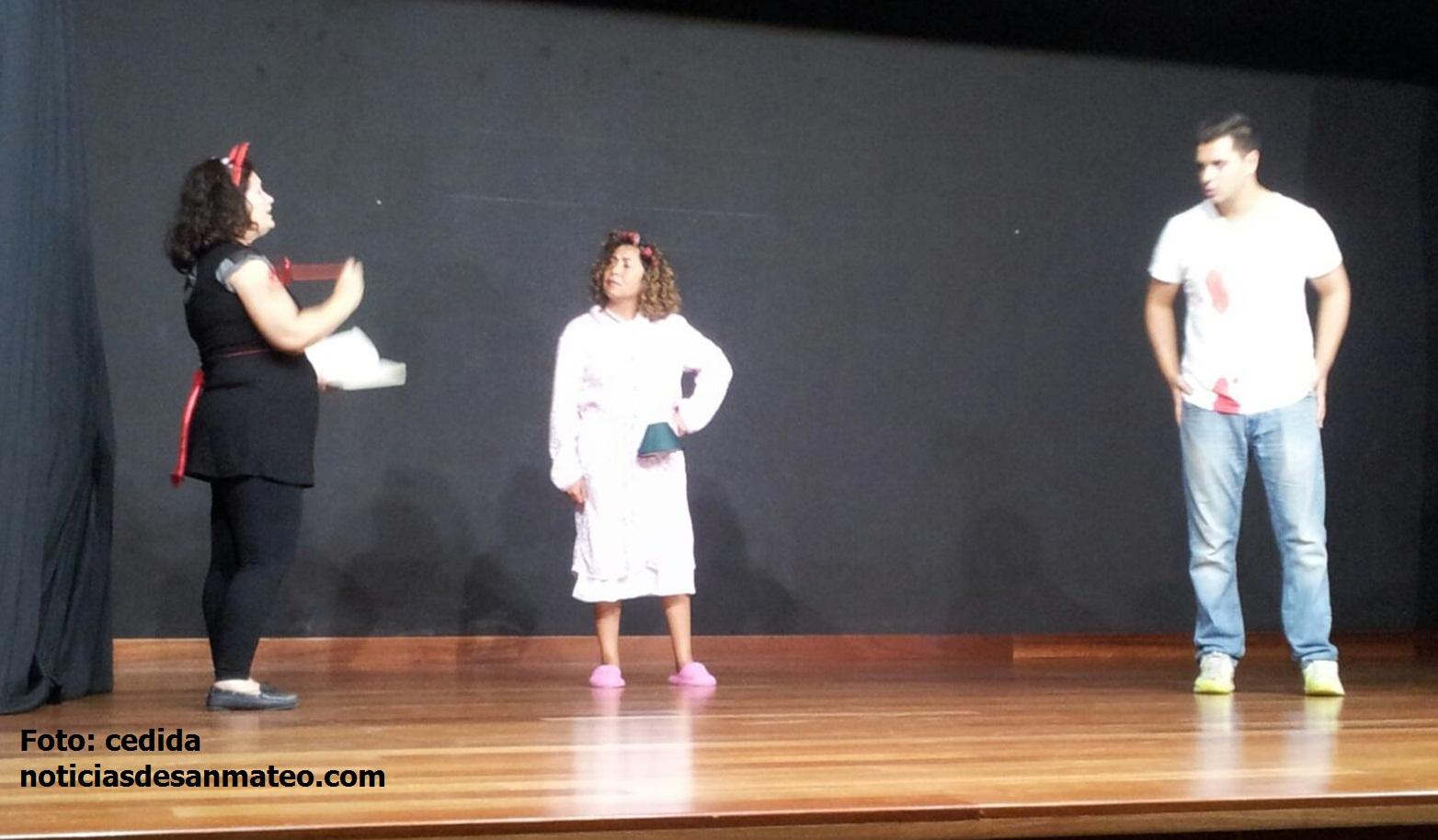 Ensalada de teatro 3 de octubre de 2015 Foto Laura Miranda
