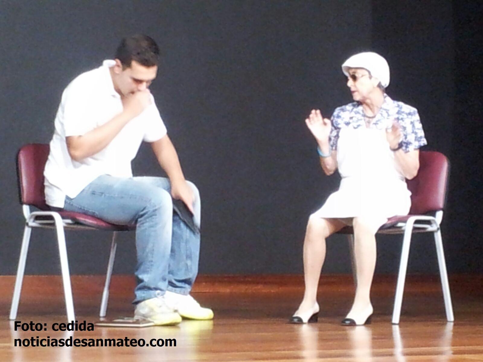 Ensalada de teatro 3 de octubre de 2015 Foto Laura Miranda 2