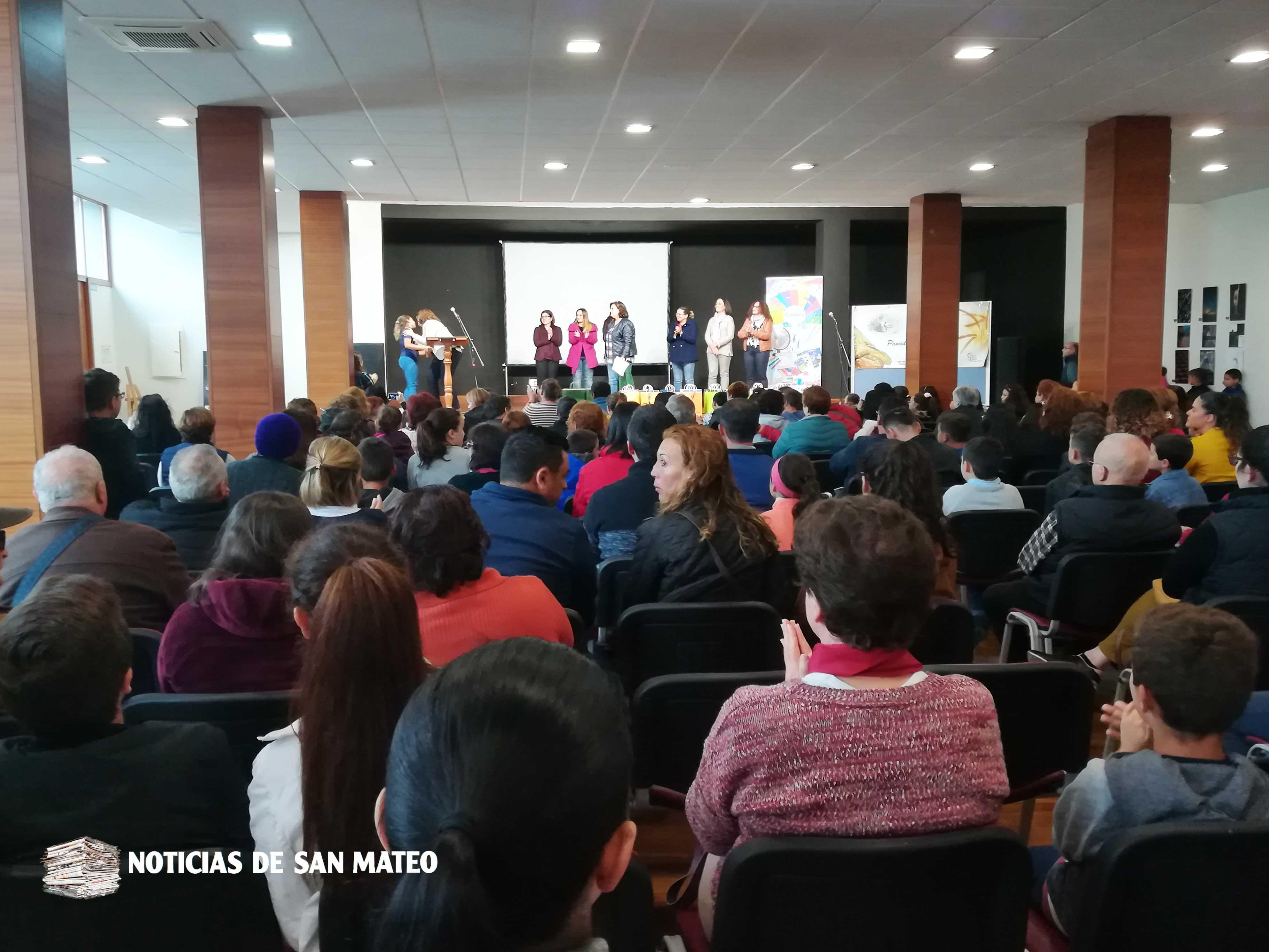 Entrega de Premios Veguero 2018