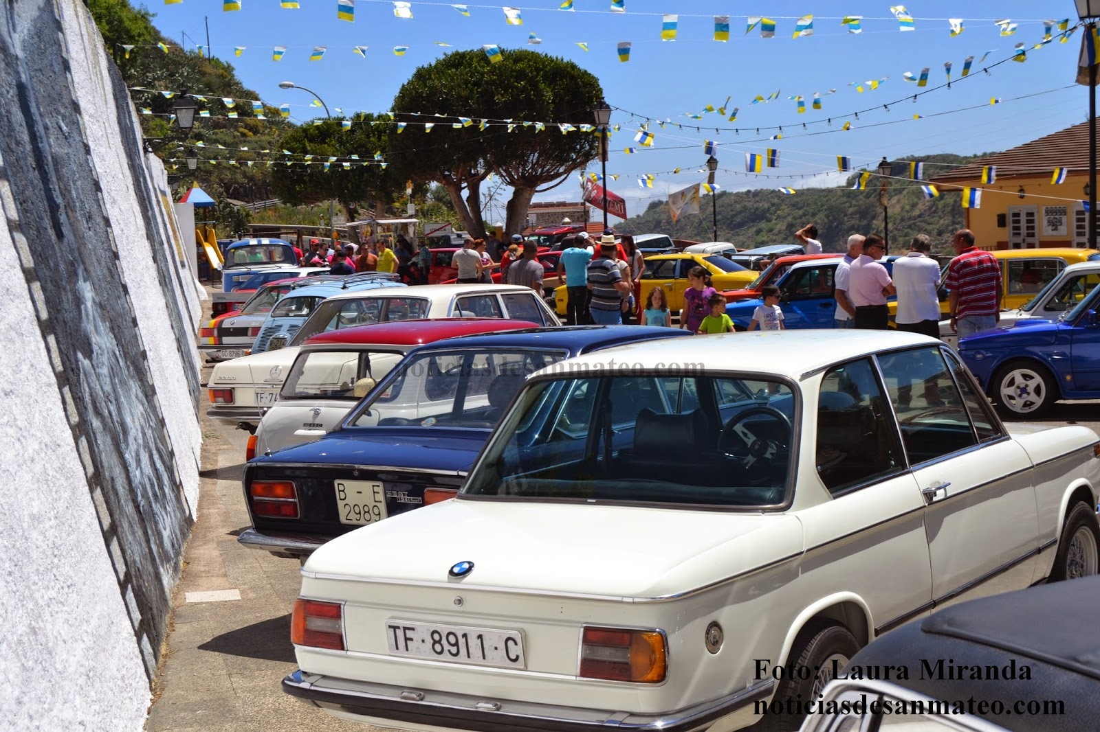Expo coches Utiaca 27 de abril de 2014 Foto Laura Miranda Noticias de San Mateo 2