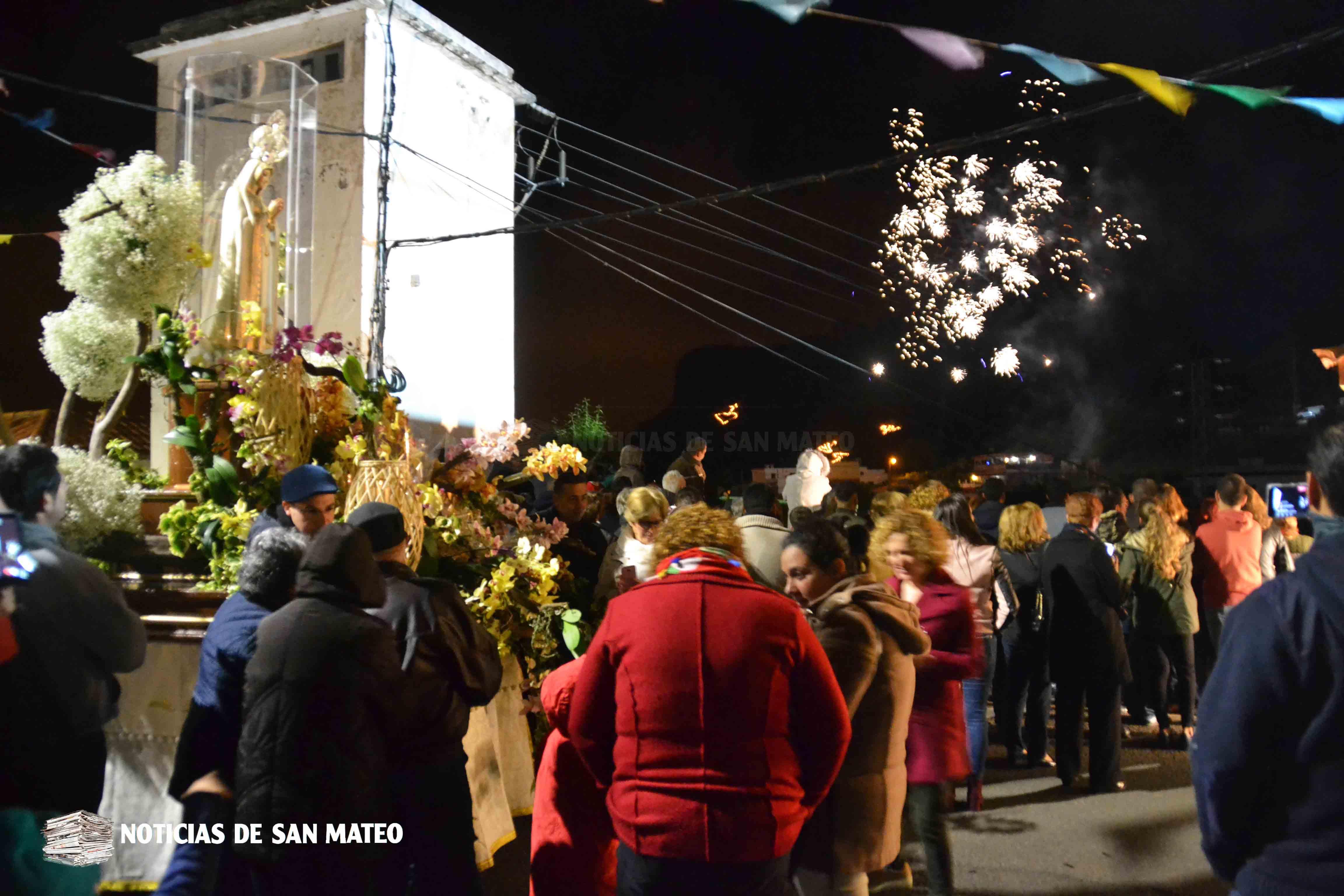 Fatima en La Higuera San Mateo Foto Laura Miranda Noticias de San Mateo
