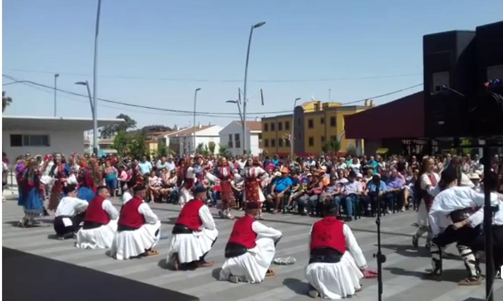 Festival El Salitre del Faycan San Mateo