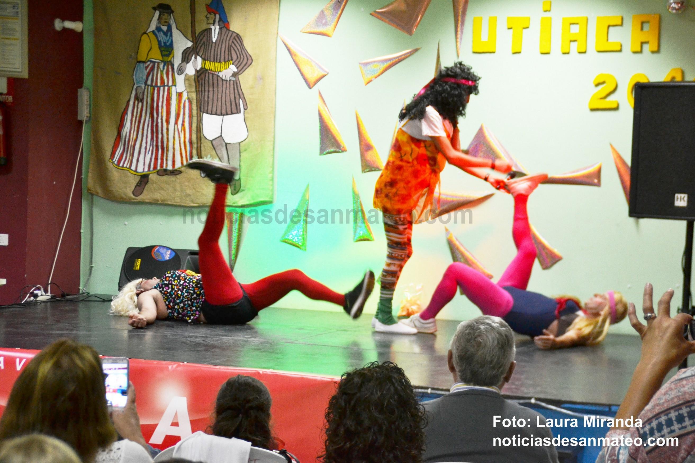 Fiesta del Vecino Utiaca 2016 Foto Laura Miranda Noticias de San Mateo