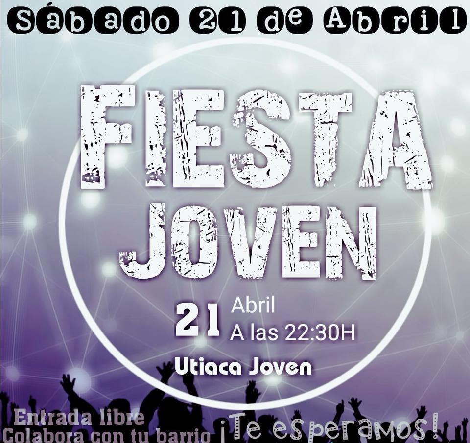 Fiesta joven Utiaca 2018