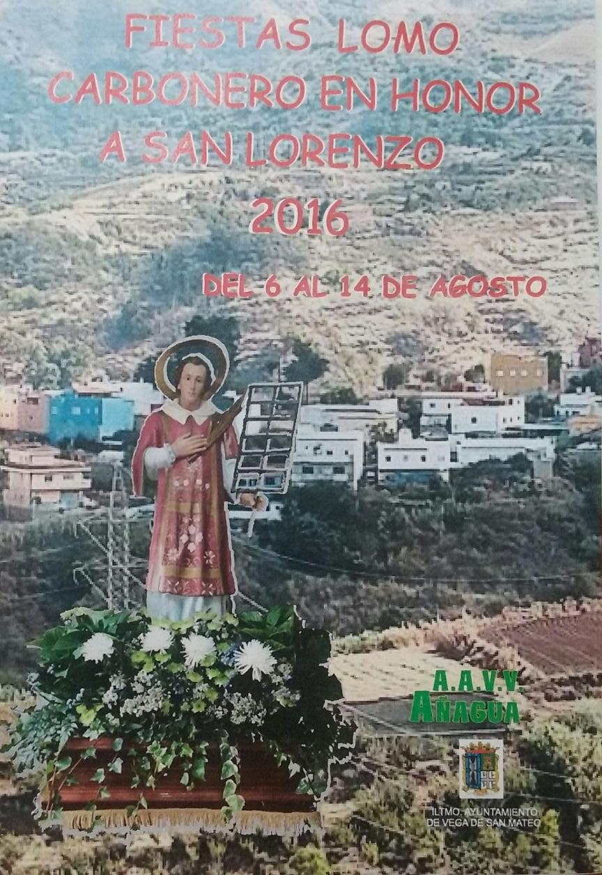 Fiestas Lomo Carbonero 2016