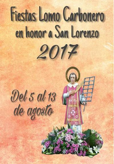 Fiestas Lomo Carbonero 2017