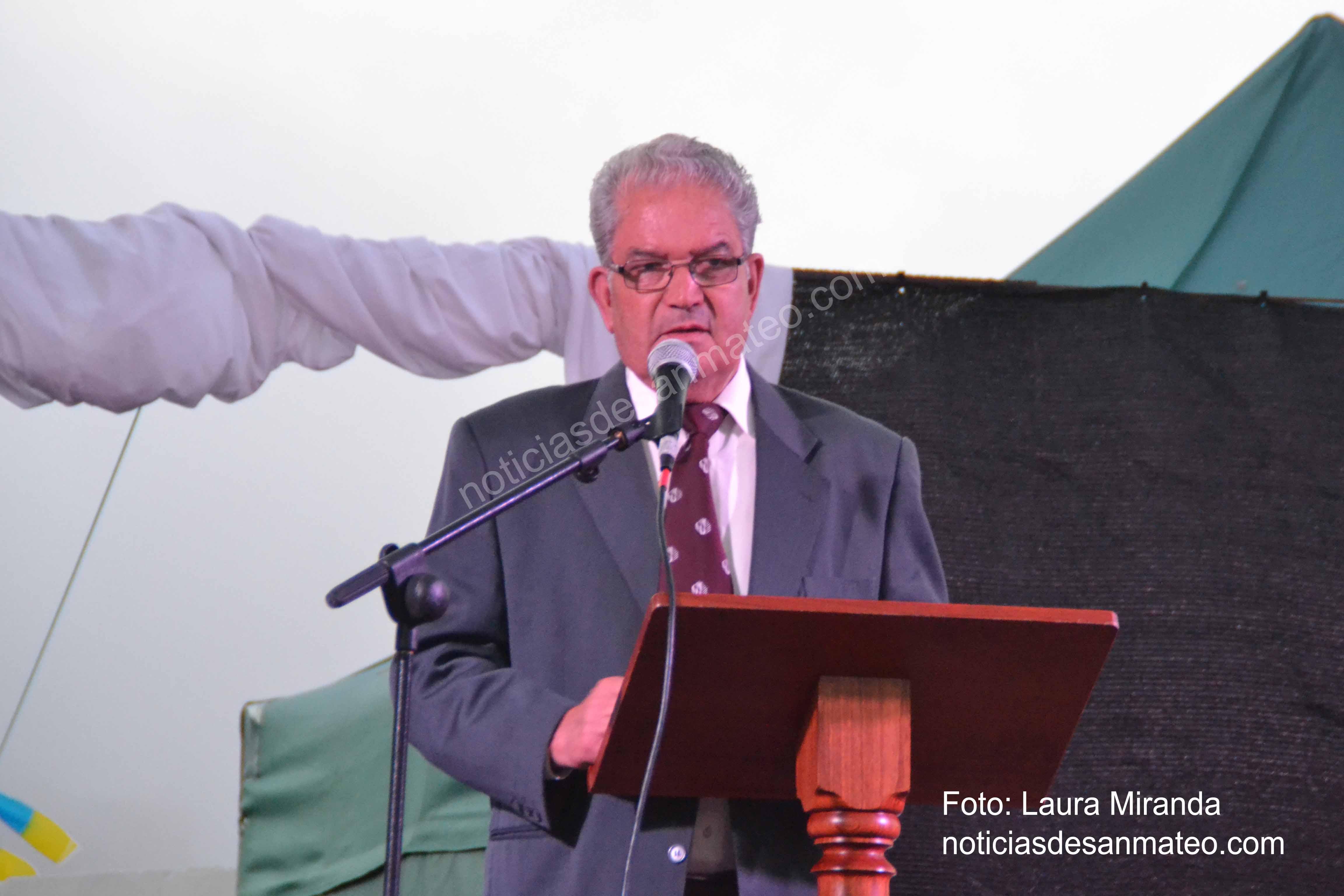 Francisco Alonso pregon Lomo Carbonero 2017 Foto LAURA MIRANDA Todos los derechos RESERVADOS