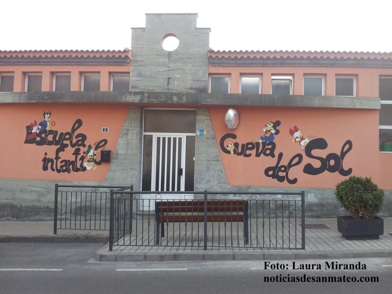 Guarderia Cueva del Sol Enero de 2012 Foto Laura Miranda Noticias de San Mateo