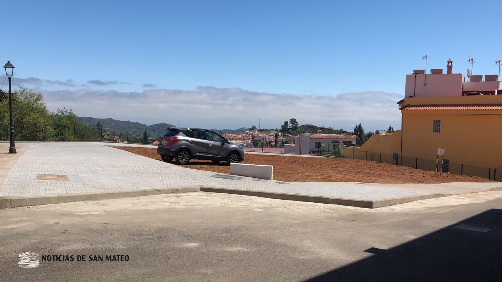 Hoya Viciosa urbanizada Foto Laura Miranda Noticias de San Mateo