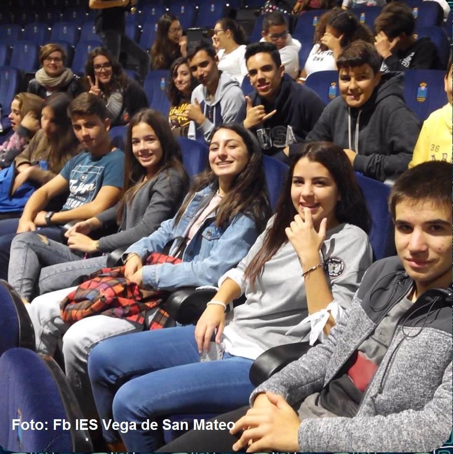 IES San Mateo encuentro mediacion 2016