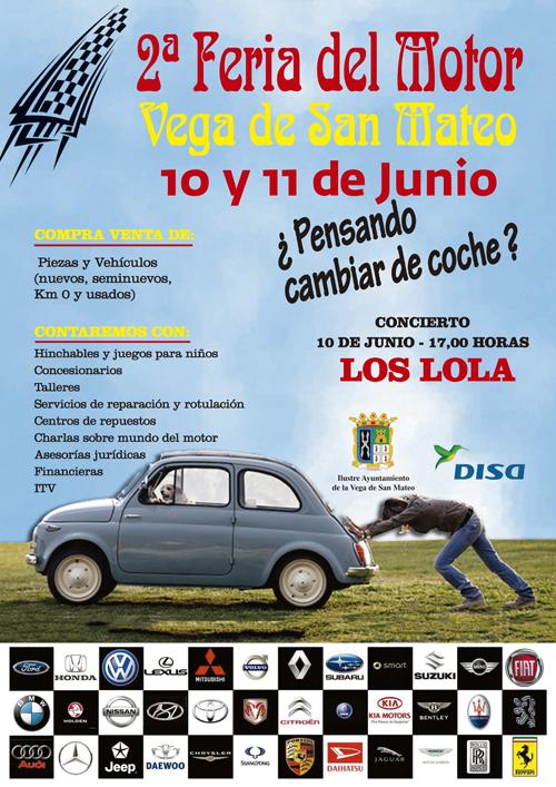 II Feria del Motor