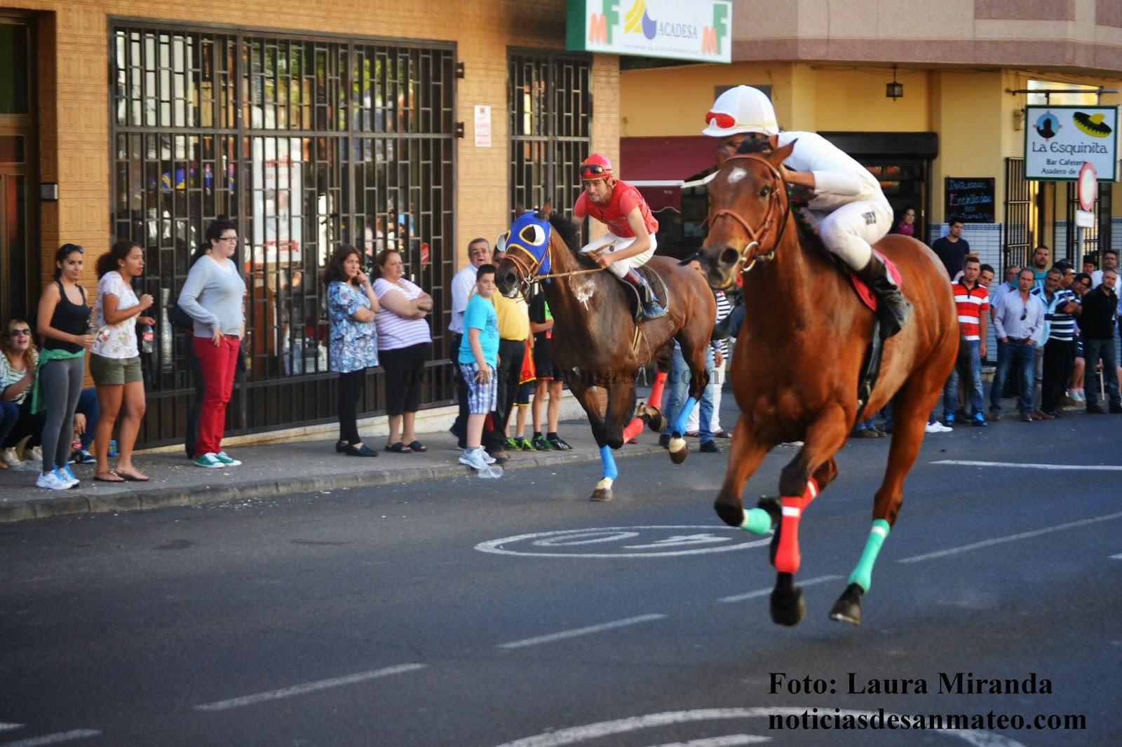 II Memorial Juan Francisco Ortega Carreras caballos Avenida Tinamar 26 abril 2014 Foto Laura Miranda Noticias de San Mateo 1