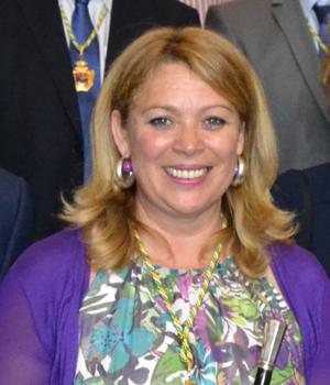 Isabel Guerra alcaldesa Teror