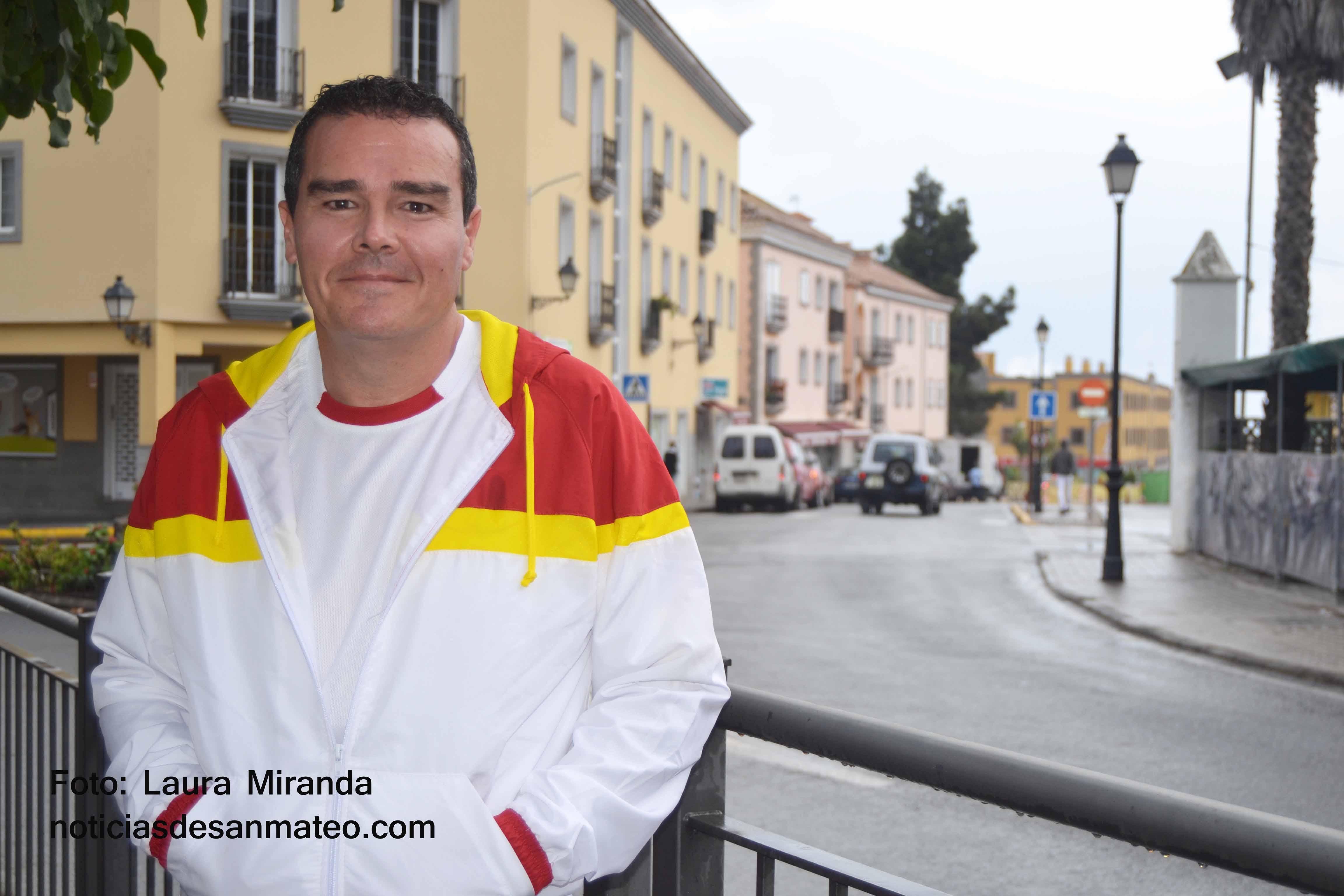 Jorge Montesdeoca Noticias de San Mateo