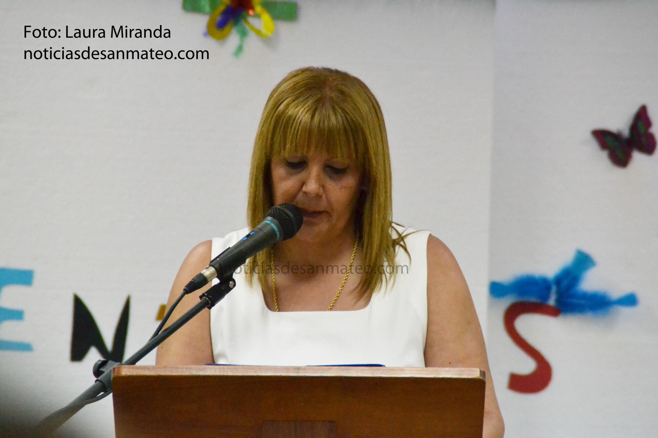 Lidia Santana Pregonera Fiestas de La Solana 2016