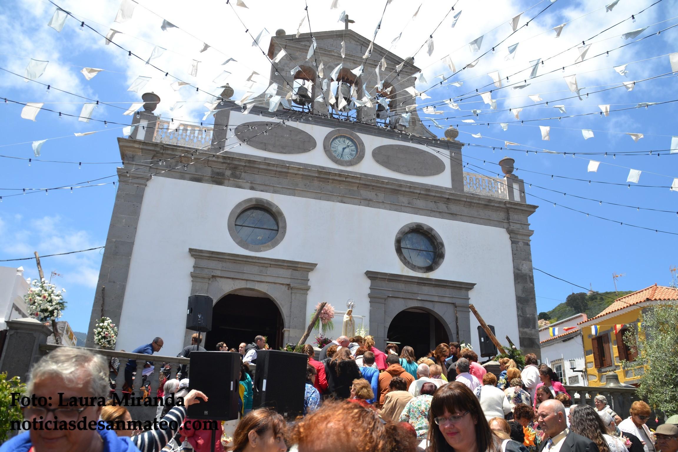 Misa de Enfermos en San Mateo Fiestas Fatima 2016 Foto Laura Miranda NDSM 1