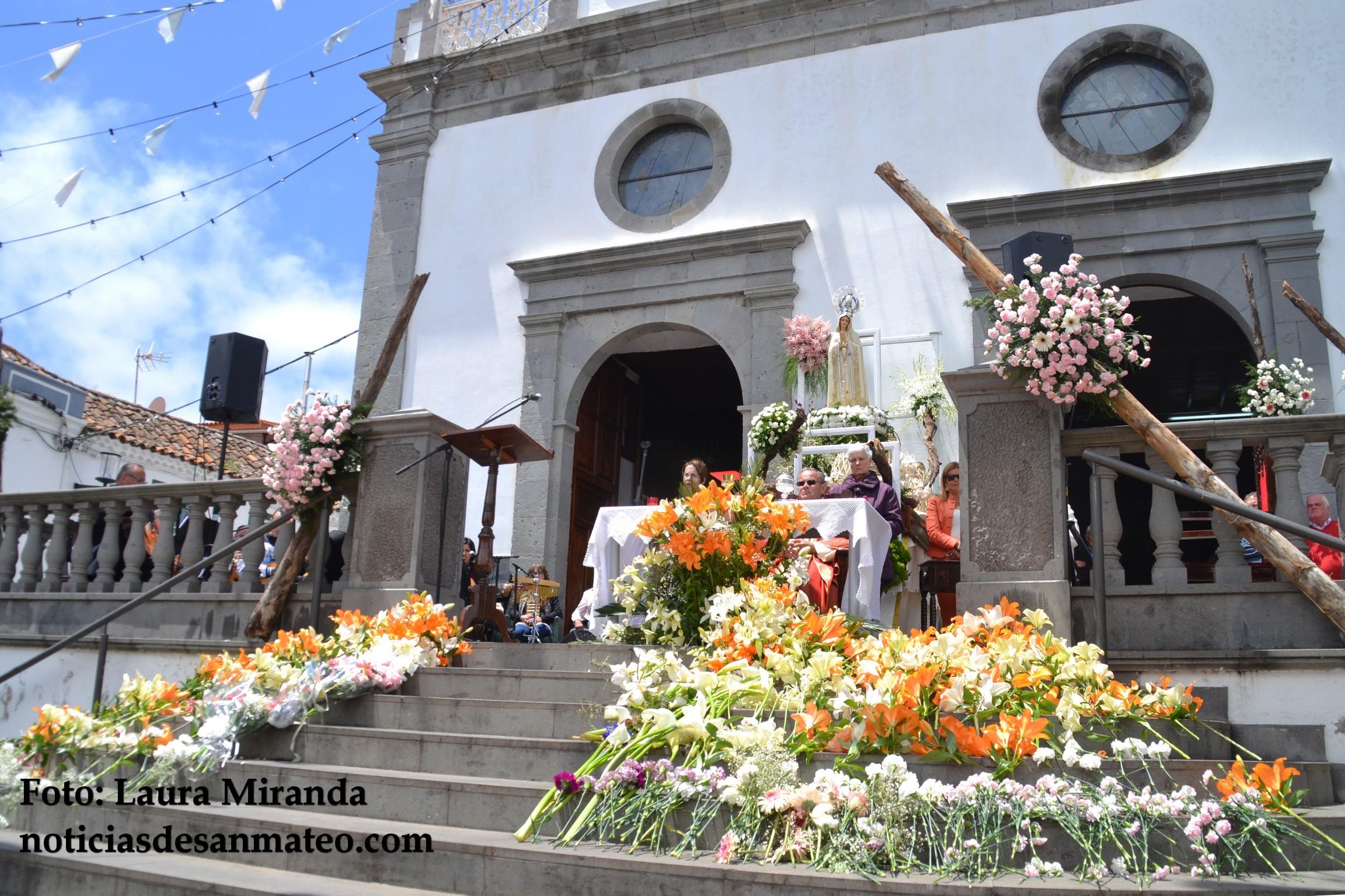 Misa de Enfermos en San Mateo Fiestas Fatima 2016 Foto Laura Miranda NDSM 2