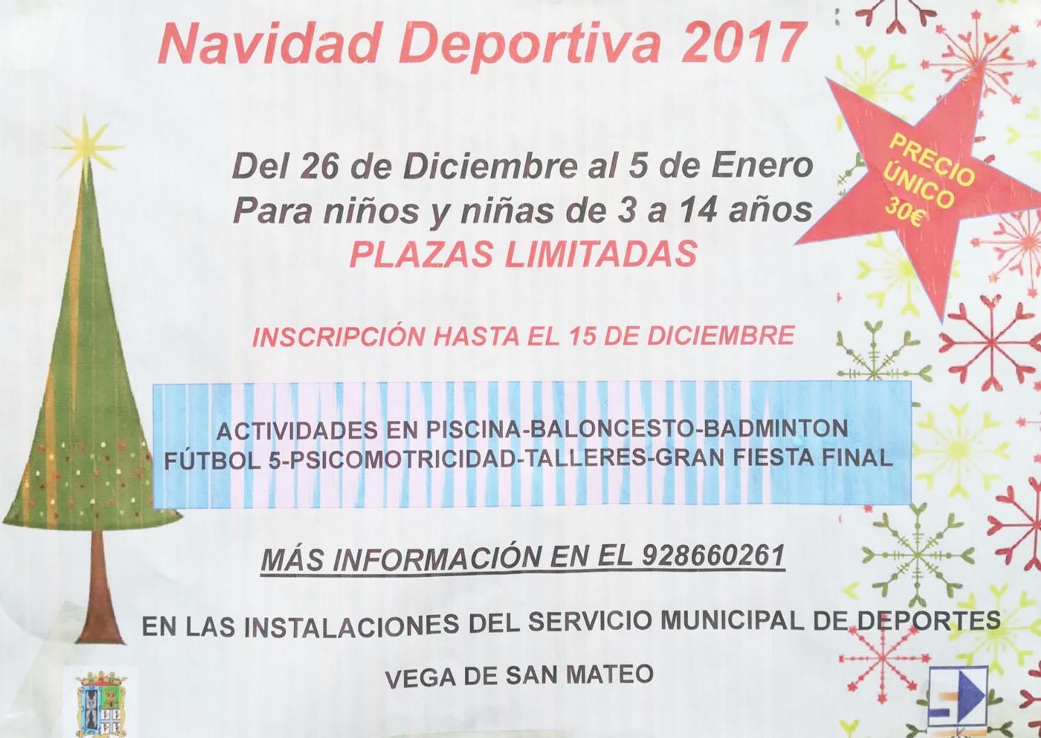 Navidad Deportiva 2017