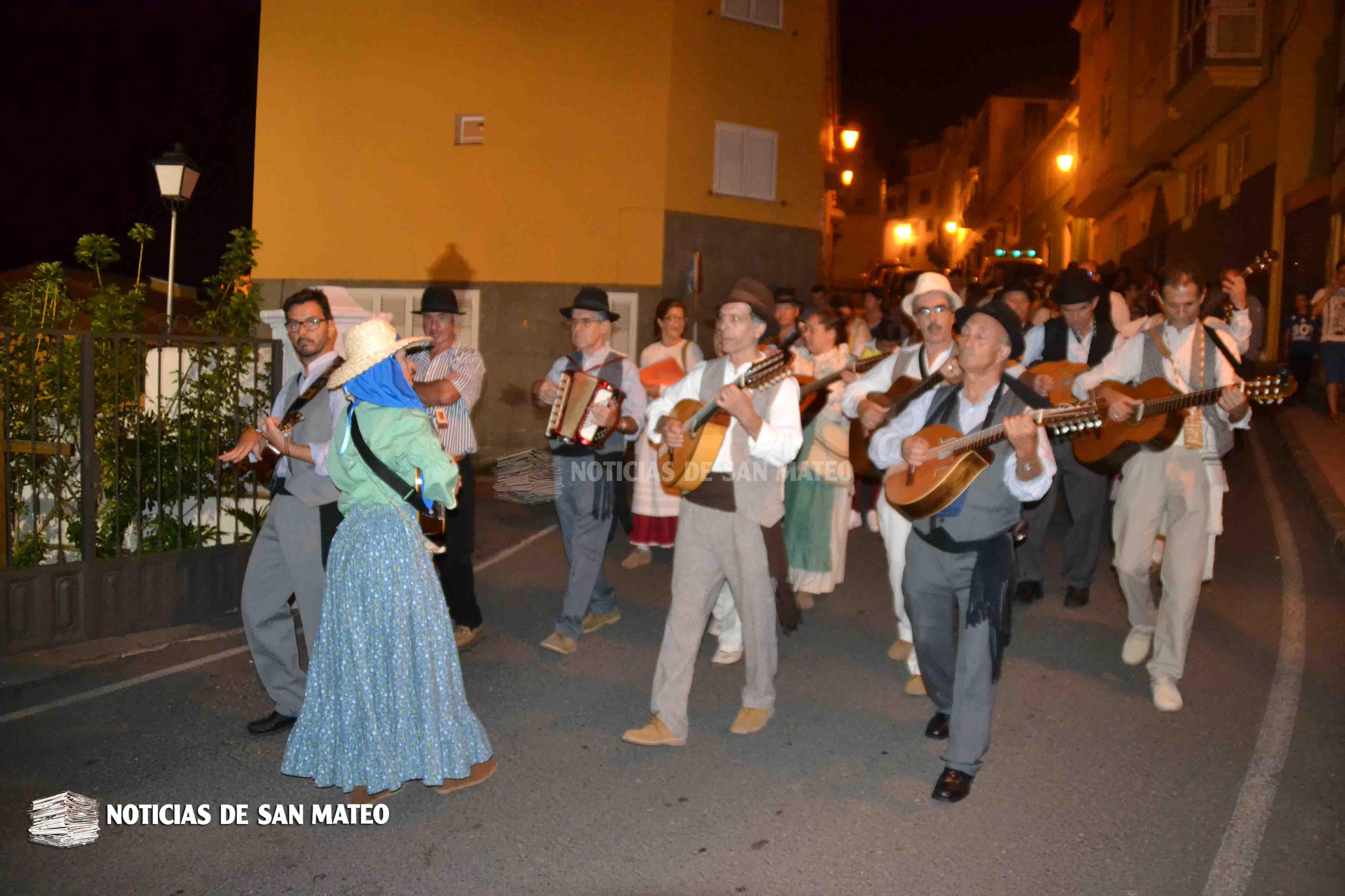 Noche de Parrandas 2015 en San Mateo Foto Laura Miranda Noticias de San Mateo