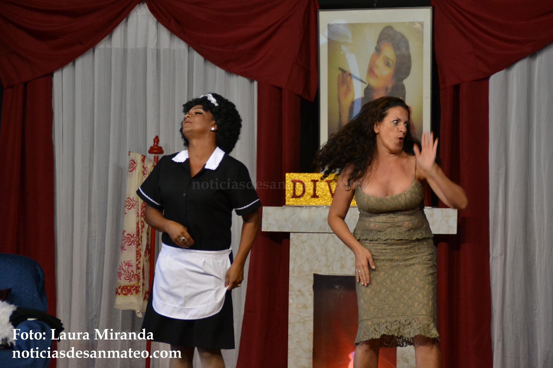 Obra de teatro La Diva Foto Laura Miranda Noticias de San Mateo 1