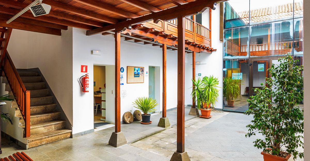 Oficina turismo San Mateo