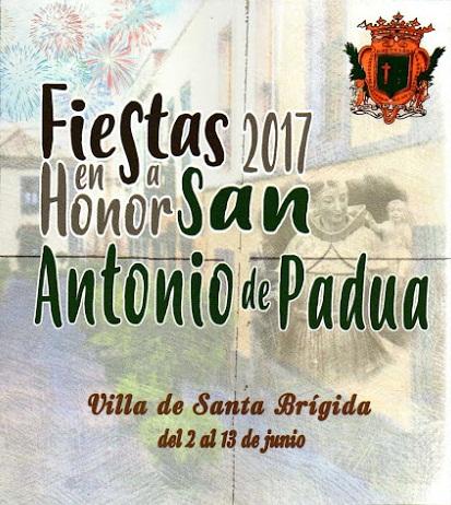 PORTADA FIESTAS SANTA BRIGIDA 2017