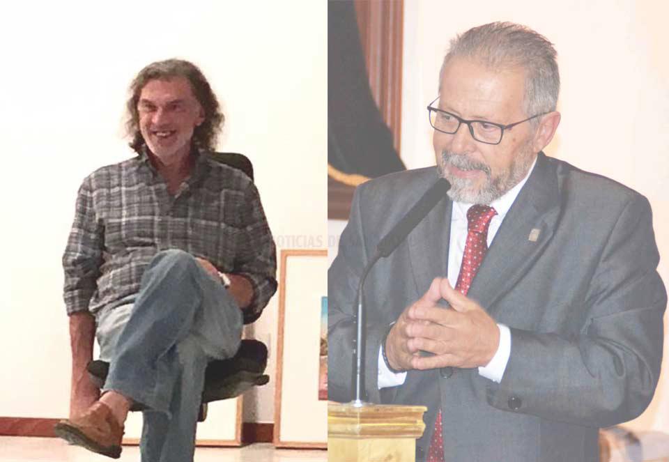 Paco Juan y Pedro José