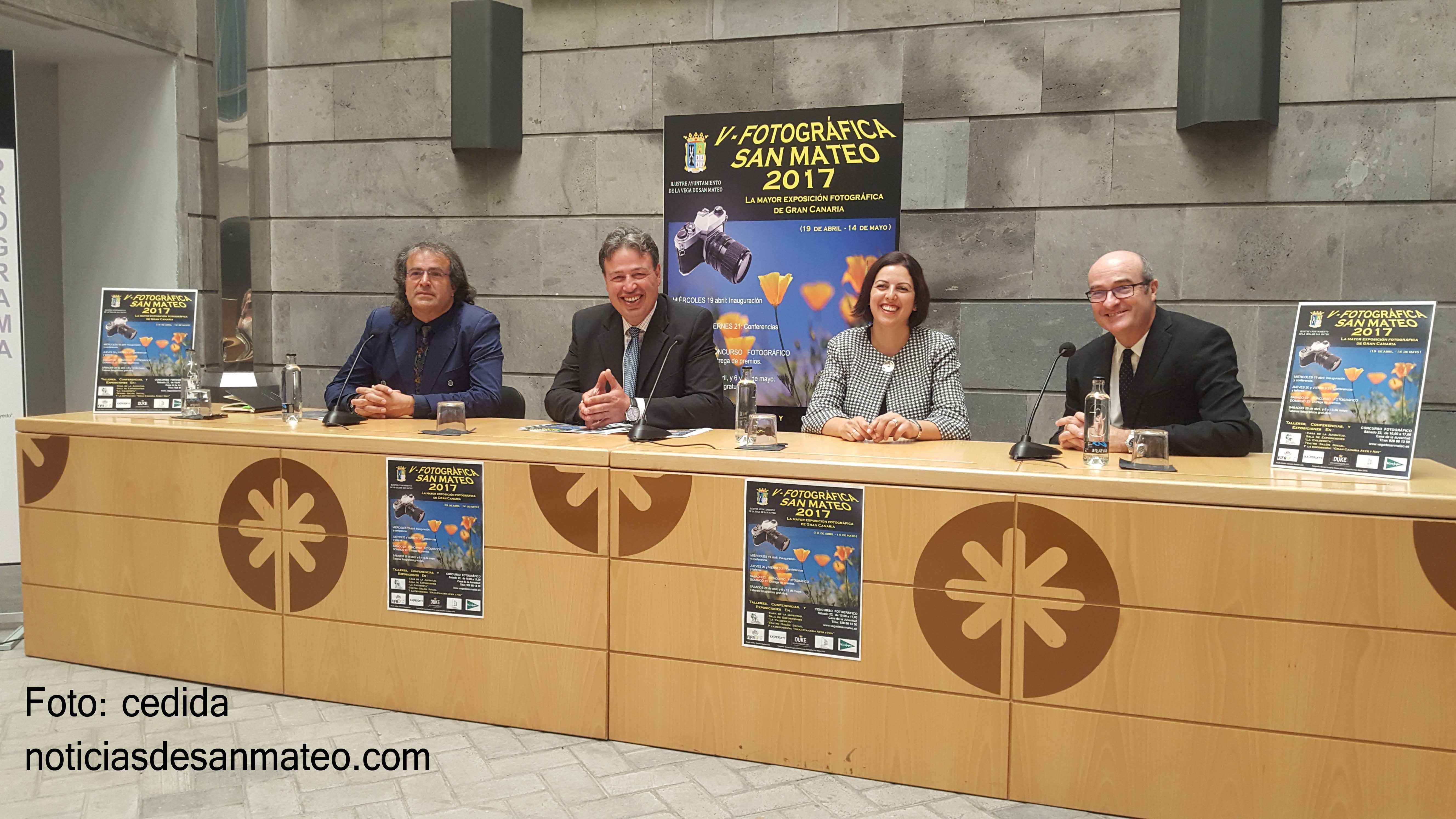 Presentacion Fotografica San Mateo 2017 17 abril