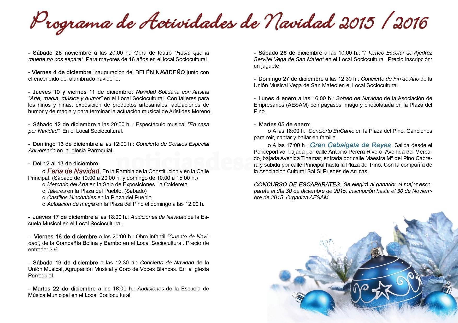 Programa de Navidad 2015 1 definitivo