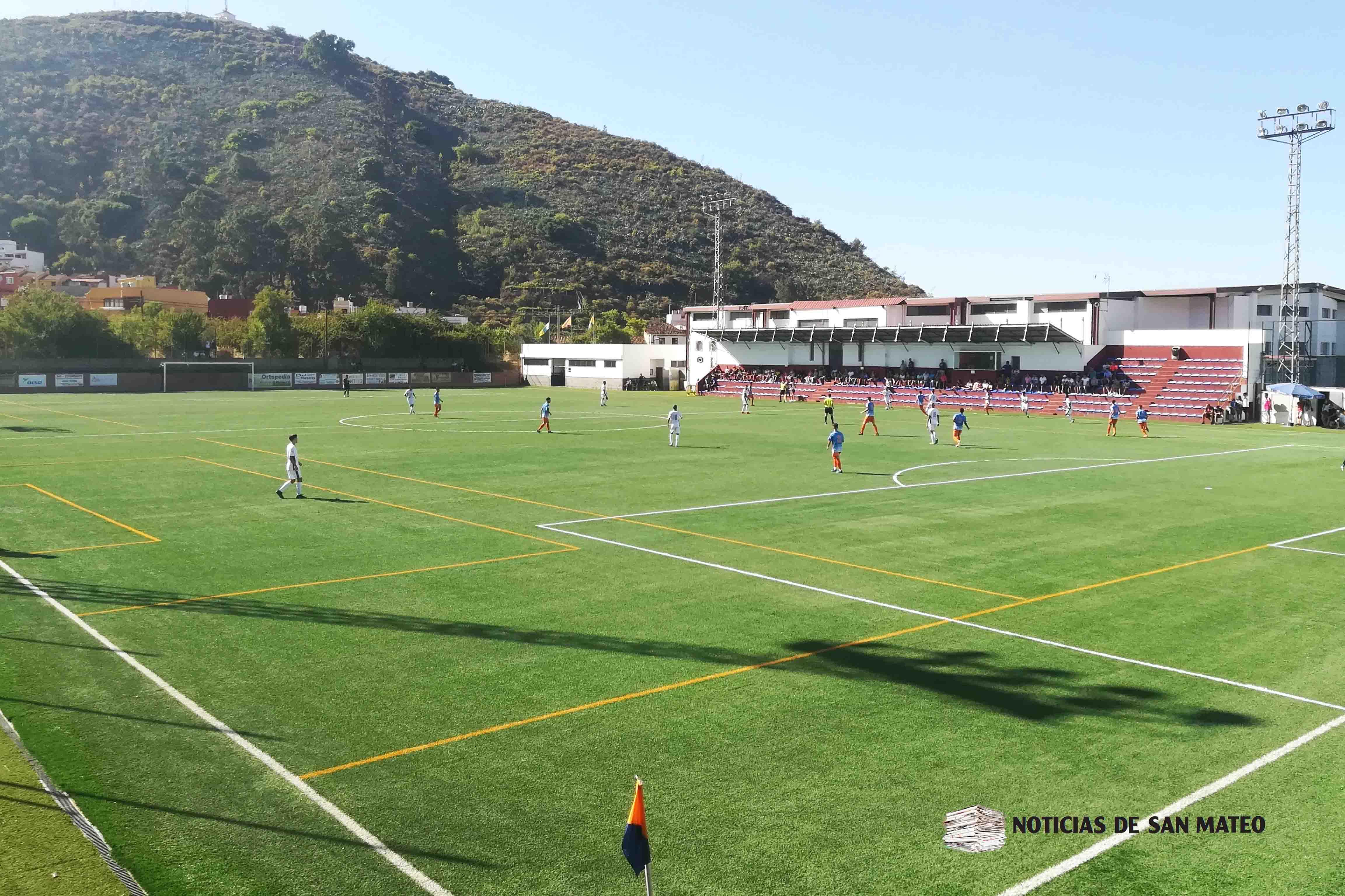 Pulido vs Marino Primer partido Liga Foto Laura Miranda Noticias de San Mateo