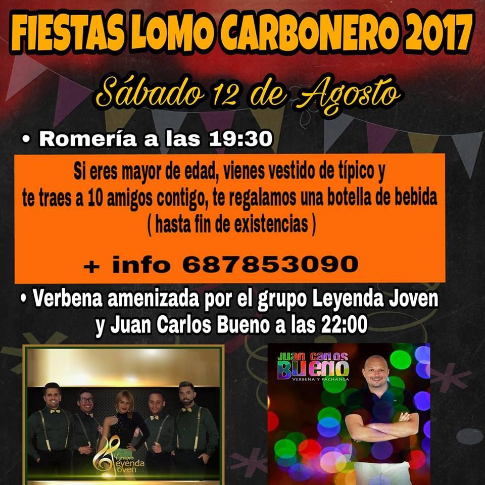 Romeria Lomo Carbonero
