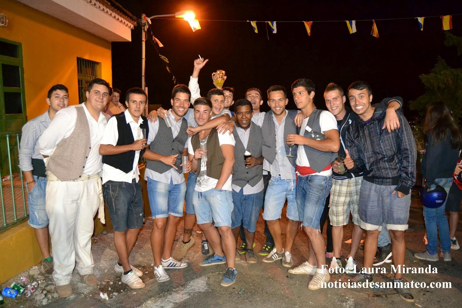 Romeria Pino Santo Alto 2012