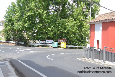 Rotonda El Retiro San Mateo Foto Laura Miranda Noticias de San Mateo